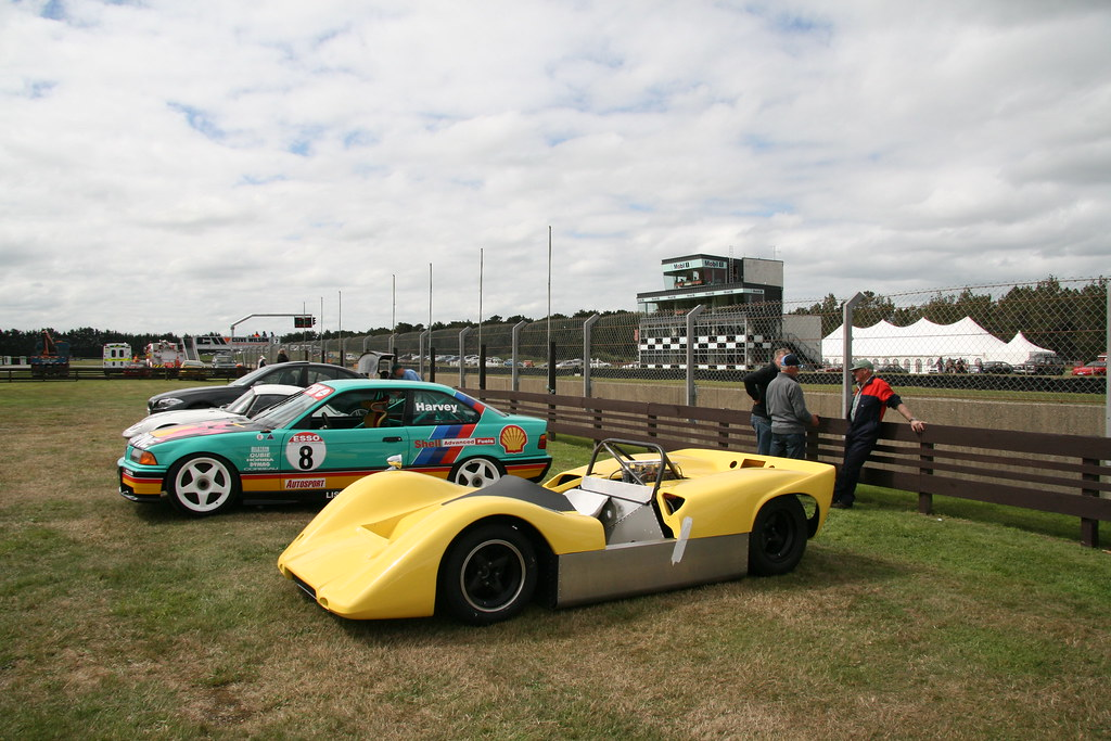 Historic Racing And Sports Car Club Nz