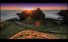 Dunnottar Castle, Aberdeenshire, Scotland. (PeskyMesky) Tags: scotland aberdeenshire aberdeen northsea dunnottar stonehaven dunnottarcastle northeastscotland mygearandme mygearandmepremium mygearandmebronze mygearandmesilver mygearandmegold mygearandmeplatinum dunnottarcastlesunrise