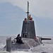 Royal Navy Submarine HMS Astute Returns to HMNB Clyde