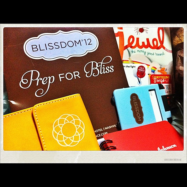 Thumbnail for BlissDom 2012 Nashville Experience