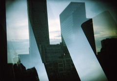 (famnighjarta) Tags: buildings holga exposure double analogue