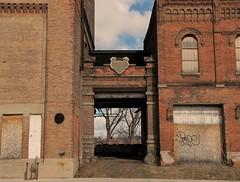 Toledo Warehouse District (Eridony) Tags: ohio abandoned industrial decay urbandecay toledo vacant lucascounty