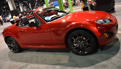 2012 Mazda MX-5 Miata (PreludeVTEC01) Tags: world auto show atlanta georgia nikon downtown center international congress ii 12 nikkor mazda miata vr mx5 2012 atlantageorgia 18200mm f3556g downtownatlanta georgiaworldcongresscenter d7000 nikond7000 nikonnikkor18200mmf3556gvrii 2012atlantainternationalautoshow 2012mazdamx5miata