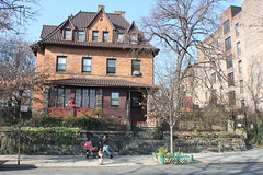 Benziger-Abraham House (joseph a) Tags: newyorkcity house newyork harlem manhattan mansion williamschickel benzigerabrahamhouse
