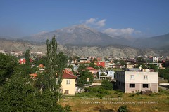 Pozant, city (blauepics) Tags: city trees houses plants mountains clouds turkey landscape trkiye pflanzen wolken berge trkei valley stadt toros taurus landschaft bume tal settlement huser siedlung pozant pozanti dalar bozanti