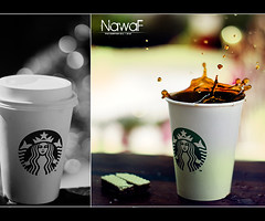 Starbucks (NawaF ALkhaldi) Tags: starbucks