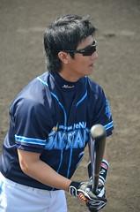 DSC_0907 (mechiko) Tags: 横浜ベイスターズ 120212 渡辺直人 横浜denaベイスターズ 2012春季キャンプ