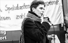 we are all greeks... (andrealinss) Tags: blackandwhite bw berlin germany protest schwarzweiss kundgebung proteste troika manifestation photojournlism internationaldayofaction andrealinss allwearegreeks solidarityforthegreekpeople photojournilst