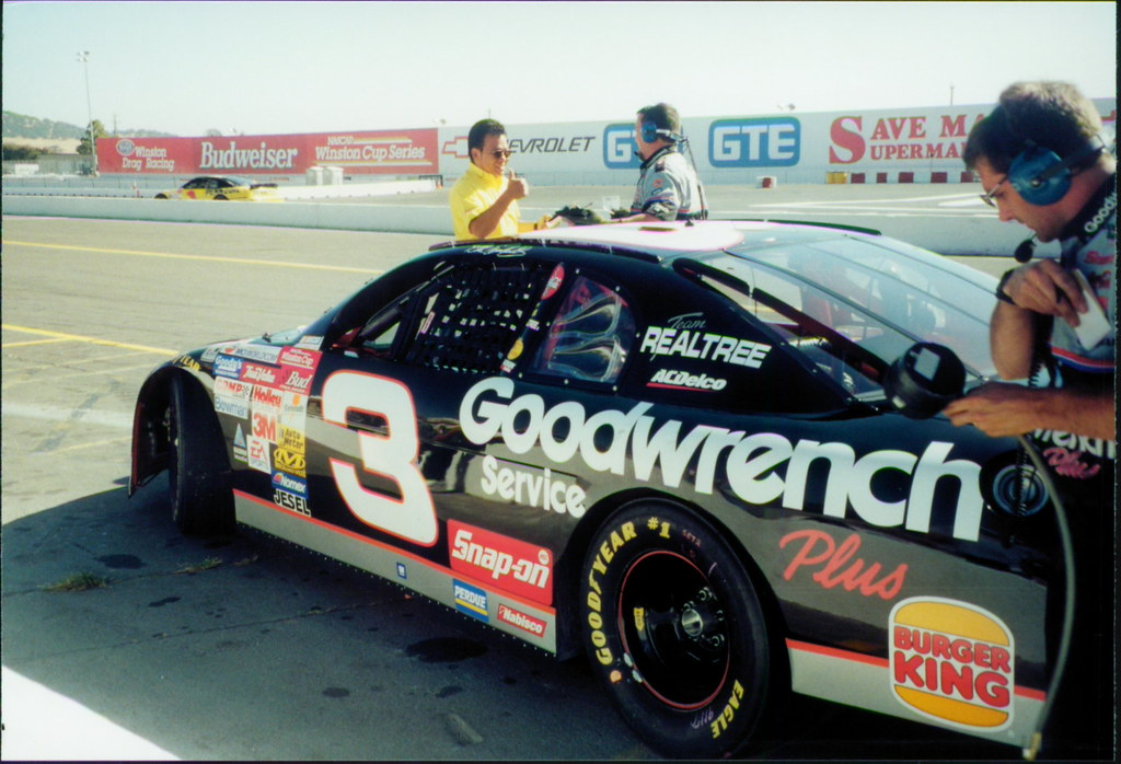 dale earnhardt sr research paper Dale earnhardt sr's wrecked car at daytona where is the car he died in at daytona in 2001 is it in a museum somewhere cause ive looked at richard.