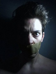 Social experiment / Selfportrait (Alvaro Arregui) Tags: pictures street uk greatbritain portrait urban selfportrait man london mobile dark lens crazy sad gente crossprocess movil social tape filter madness fotos falcon londres mobilephone urbano mad alvaro freeman iphone iphonography alvarofreeman iphoneography hisptamatic