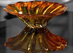 Coffee table reflections (Deb Jones1) Tags: orange reflection canon stillife flickrawards debjones1