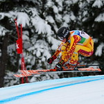 Teck Parsons Super-G 2012 Cameron Alexander (WMSC) PHOTO CREDIT: Jim Davie