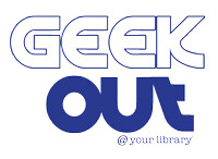 Geek Out logo