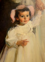 Beau (ktmqi) Tags: girl painting metropolitanmuseumofart mma americanart ceciciabeau