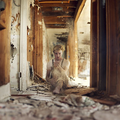 The underground heartwrecker's society. (David Talley) Tags: house fall dusty abandoned broken drywall still earthquake san falling abandonedhouse dust suspenders wreck broke wrecked shaking breaking dimas sandimas 365project davidtalley