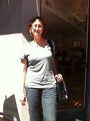 Jessica at Bill's