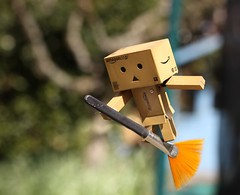 broomstick ... ? (Stuart Beard) Tags: flying broomstick danbo platinumheartaward
