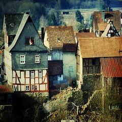 Biedenkopf ( Peter & Ute Grahlmann ) Tags: art germany square hessen oldtown marburg project365 frameit holidaysvacanzeurlaub magicunicornverybest magicunicornmasterpiece