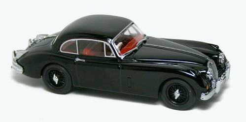 Oxford Jaguar XK150 coupé R