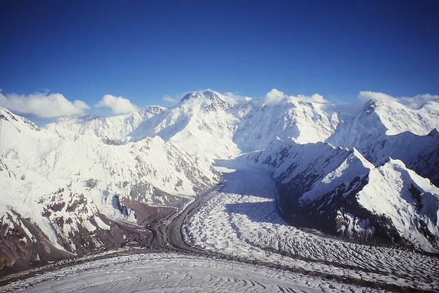 Climbing Mountains in Kyrgyzstan