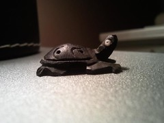My little turtle I had from my first holiday abroad! (ZeeTee91) Tags: