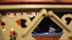 Escenario (Ainatt) Tags: españa teatro spain theater play circo stage seat battery scene murcia setting playhouse batería playacting teatrocirco