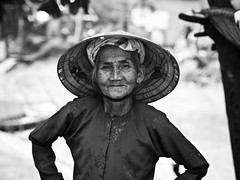 Smile for me, Village near Can Tho - Mekong Delta (adde adesokan) Tags: street travel people pen photography asia streetphotography documentary olympus vietnam ep3 streetphotographer m43 mft mirrorless microfourthirds theblackstar mirrorlesscamera streettogs addeadesokan