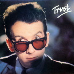 TFSBIGWS - Trust (epiclectic) Tags: music art sunglasses vintage album vinyl shades retro collection jacket cover lp record 1981 sleeve elviscostello thefuturessobrightigottawearshades epiclectic tfsbigws