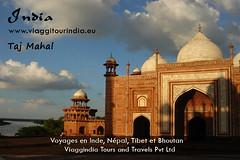 Viaggio India con Rajasthan e Taj mahal (Viaggi In India) Tags: india taj mahal agra varanasi viaggi viaggio khajuraho