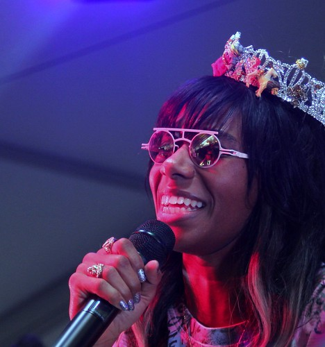Santigold at Fader Fort (SXSW)