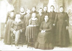 The Joseph and Mary Bodensteiner Family