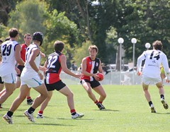 NEAFL Rd 1 2012 059 Costigan