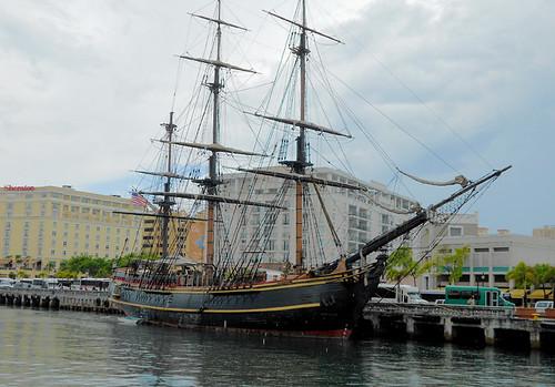 harbor ship puertorico sanjuan bounty sailingship 2012 hmsbounty