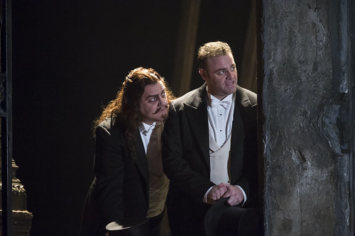 Joseph Calleja and Diana Damrau win at Opera Awards 2014