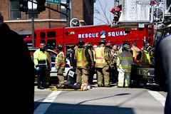 Green Line Crash Drill 4 (HOARYHEAD) Tags: minnesota accident stpaul lightrail saintpaul greenline universityave stpaulmn mockaccident raymondave nikond700 nikon28300mm greenlinecrashdrill universityandraymond
