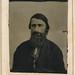 Tintype of a bearded gentleman