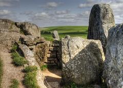West Kennet Longbarrow, Landscape (neilalderney123) Tags: grave clouds landscape stones w avebury longbarrow standingstone silbury sarson westkennet ©neilhoward â©neilhoward barrancient
