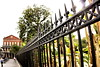 Iron Fence (Phil Roeder) Tags: neworleans frenchquarter canon15mmf28
