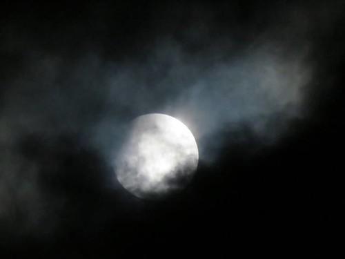 Eclipse parcial desde Australia