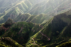 Montes de Anaga (Olga Dez  (Caliope)) Tags: canarias tenerife canaryislands anaga