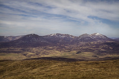 View from Ben Vrackie summit (r1_flickr) Tags: mountain scotland ben perthshire pitlochry vrackie