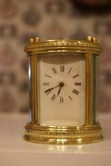 carrage clock 135