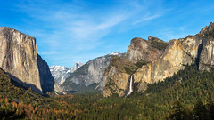 Tunnel View (mon_ster67) Tags: california travel trees mountain fall nature canon landscape waterfall nationalpark scenic sigma yosemite halfdome mon yosemitenationalpark elcapitan mariposa canoneos cathedralrocks tunnelview bridalveilfall landscapephotography highway41 mariposacalifornia t5i canoneosrebelt5i mon