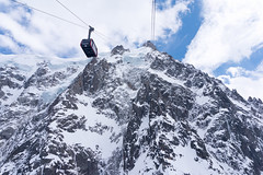 cable car (sabrandt) Tags: snow france mountains alps cablecar chamonix mont blanc aiguilledumidi rhonealpes telepherique
