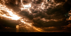 Heaven (zrobi0621) Tags: summer nature clouds heaven god sony z2 aunset xperia