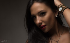 Loreto Martinez (Axel Garrido Fotos) Tags: portrait luz beautiful beauty model nikon retrato young estudio study linda softbox chilean 2470mm softskin nikond nikkor2470 nikond750