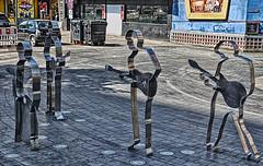 We've Met The Fab Four (AnyMotion) Tags: travel germany reisen hamburg stpauli sculptures thebeatles reeperbahn 6d 2016 skulpturen anymotion hamburgimpressions canoneos6d beatlesplatz beatlessquare nikcollection