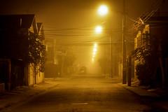 Final (Lukas Osses Codelia) Tags: luz solo horror terror mascara sombras niebla miedo vaso foco oscuro sombrio sotano nieblina directa