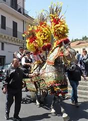 Trecastagni - I carretti siciliani alla Festa di Sant' Alfio (Luigi Strano) Tags: italy europe sicily catania sicilia carrettosiciliano trecastagni siciliancart