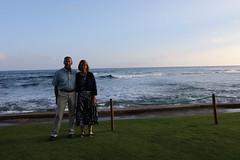 Me and Sheri (fethers1) Tags: kauai beachhouserestaurant kauaivacation2016 ericandtiffanyswedding